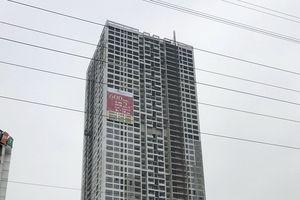 Tòa nhà cao thứ 3 Hà Nội bị PVcomBank siết nợ