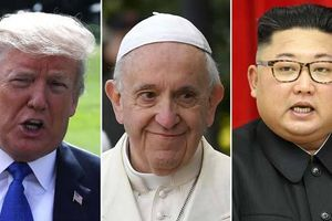 Ông Trump hay Kim Jong Un sẽ giành Nobel Hòa bình 2018?