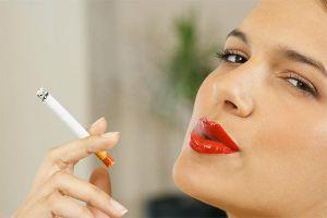Có phải hút thuốc lá giảm được cân nhanh?