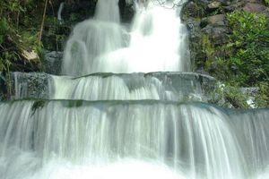 Phượt thác K50 – Thử thách độ 'chịu chơi' của bạn giữa chốn rừng thiêng nước độc