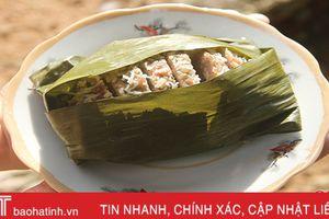 Chả cua - món ăn 'kỳ lạ' của người dân Thạch Hà