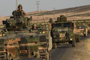 Tổng thống Thổ Nhĩ Kỳ Erdogan nêu điều kiện rút quân khỏi Syria