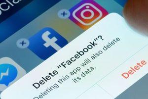 Nếu muốn xóa tài khoản Facebook, bạn sẽ mất tới...30 ngày