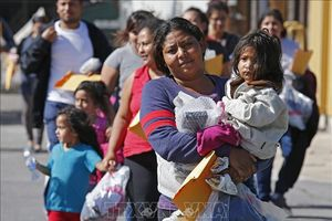Tòa án Mỹ ngăn chặn chính phủ hủy bỏ quy định bảo vệ người nhập cư
