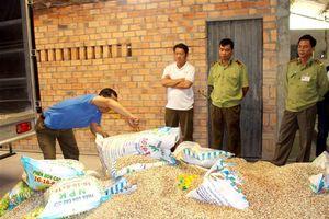 Kiến nghị tăng mức xử phạt vi phạm trong kinh doanh vật tư nông nghiệp