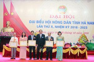Xây dựng Hội Nông dân vững mạnh - nòng cốt xây dựng nông thôn mới