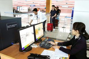Thành lập Công an cửa khẩu Cảng Hàng không quốc tế Phú Quốc