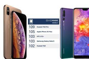 iPhone XS Max chụp ảnh xuất sắc nhưng vẫn 'thua xa' Huawei P20 Pro