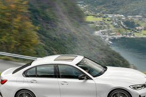 BMW 3-Series 2019 lộ diện: 'Mẹc' C, Audi A4 hãy dè chừng!