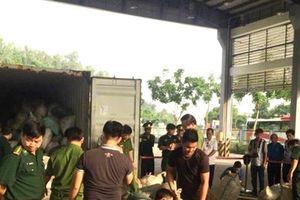Hành trình bắt giữ 8 tấn ngà voi và vảy tê tê tại Đà Nẵng