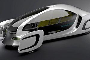 Xe hơi sở hữu 90% vật liệu nhựa tổng hợp ra mắt tại Nhật Bản
