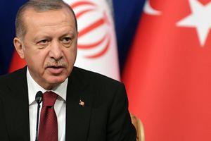 Tổng thống Thổ Nhĩ Kỳ nêu điều kiện rút quân khỏi Syria