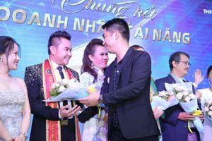 Nam vương Huy Hoàng hoàn thành xuất sắc vai trò Ban giám khảo 'Doanh nhân Tài năng 2018'