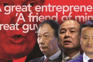 Tài phiệt châu Á đi giữa hai làn đạn của chiến tranh thương mại Mỹ - Trung