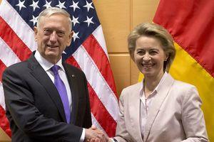 Mỹ, Đức hợp tác củng cố năng lực của NATO