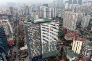 Hà Nội: Chất lượng không khí khu vực Minh Khai liên tiếp ở mức kém