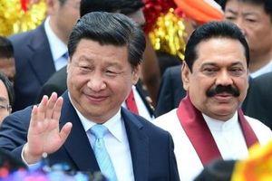 'Dấu chân' của Trung Quốc ở Sri Lanka đang mở rộng