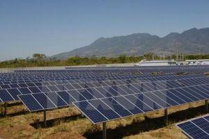 Khánh thành nhà máy điện mặt trời công suất 35 MW đầu tiên tại Việt Nam