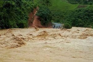 Cảnh báo lũ quét và sạt lở đất tại các tỉnh Nam Trung Bộ