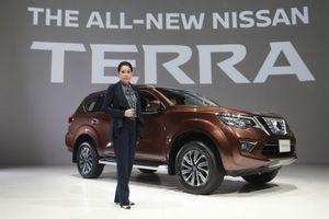 Nissan Terra bắt đầu nhận đặt cọc với mức giá 980 triệu