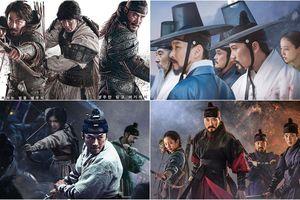 4 phim điện ảnh cổ trang Hàn Quốc 'oanh tạc' phòng vé dịp cuối năm