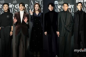 LHP Busan ngày 2: Han Ji Min tỏa sáng bên 'dàn mỹ nam' Joo Ji Hoon, Nam Joo Hyuk và Kim Nam Gil