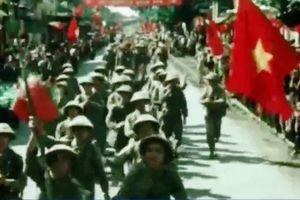 Hà Nội - 64 năm ngày trở về