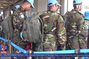 Bệnh viện dã chiến Việt Nam triển khai nhiệm vụ tại Nam Sudan
