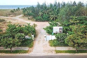 Đà Nẵng thu hồi các dự án 'đất vàng' ven biển làm công viên công cộng