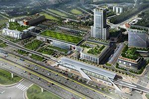 Đề xuất đầu tư 100 triệu USD xây trung tâm thương mại tại Bến xe Miền Đông mới