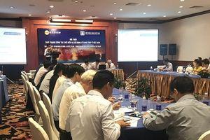 Cần xây dựng và ban hành tiêu chuẩn Việt Nam về xỉ gang thép làm nguyên liệu