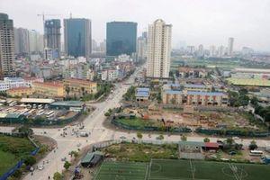 Hà Nội sẽ công khai 39 dự án bị chấm dứt hoạt động và thu hồi đất