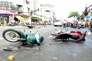 9 người chết và bị thương do tai nạn giao thông