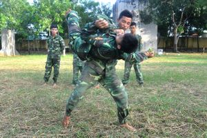 Lực lượng vũ trang tỉnh: Duy trì nghiêm chế độ trực sẵn sàng chiến đấu