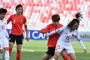 Đội tuyển nữ Việt Nam lên hạng 36 thế giới