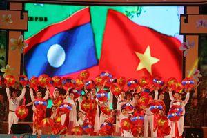 Sắp diễn ra Ngày hội 'Thắm tình hữu nghị đặc biệt Việt - Lào'