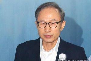 Cựu Tổng thống Hàn Quốc Lee Myung-bak bị tuyên án 15 năm tù