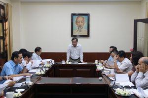 Công bố kế hoạch giám sát chuyên đề đối với Đảng bộ cơ quan Ban Tuyên giáo Trung ương