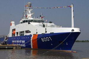 Lực lượng bảo vệ biển Việt Nam-Ấn Độ lần đầu tiên diễn tập chung