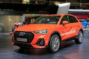 Audi Q3 2019 hoàn toàn mới ra mắt, phả hơi nóng phân khúc crossover hạng sang