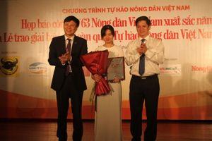 Báo Tuổi trẻ Thủ đô đạt giải Nhất Giải báo chí Toàn quốc 'Tự hào Nông dân Việt Nam'