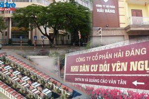 Sở Xây dựng tỉnh Thái Nguyên nói gì về Quy hoạch đi ngược với phê duyệt của Thủ tướng?