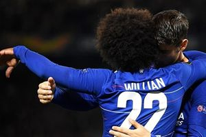 Morata thông nòng, Chelsea hạ Vidi trên sân nhà
