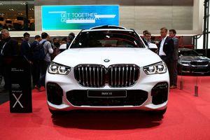Hình ảnh chi tiết BMW X5 2019 giá hơn 1,4 tỷ đồng tại Mỹ