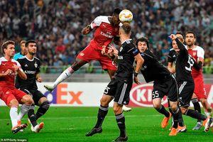 Toàn cảnh chiến thắng dễ dàng của Arsenal trước Qarabag