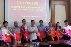 Miễn nhiệm nữ Giám đốc sở Văn hóa Thể thao và Du lịch Đắk Nông