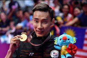 Chiến thắng bệnh ung thư, Lee Chong Wei trở về Malaysia