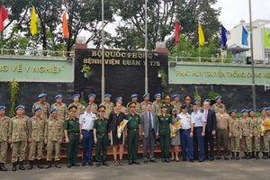 Hoa Kỳ sẽ hỗ trợ Việt Nam thành lập Bệnh viện dã chiến cấp 2- số 3