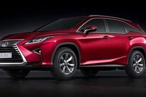 Xe nhập Lexus RX 2018 cập bến thị trường Việt