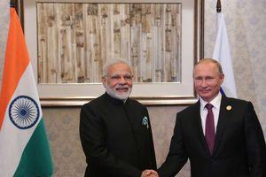 Chuyến công du tới Ấn Độ của Tổng thống Putin khiến Mỹ tức giận